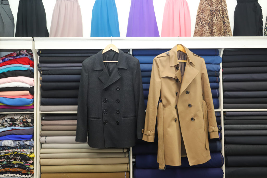 Tailored Finished Coats